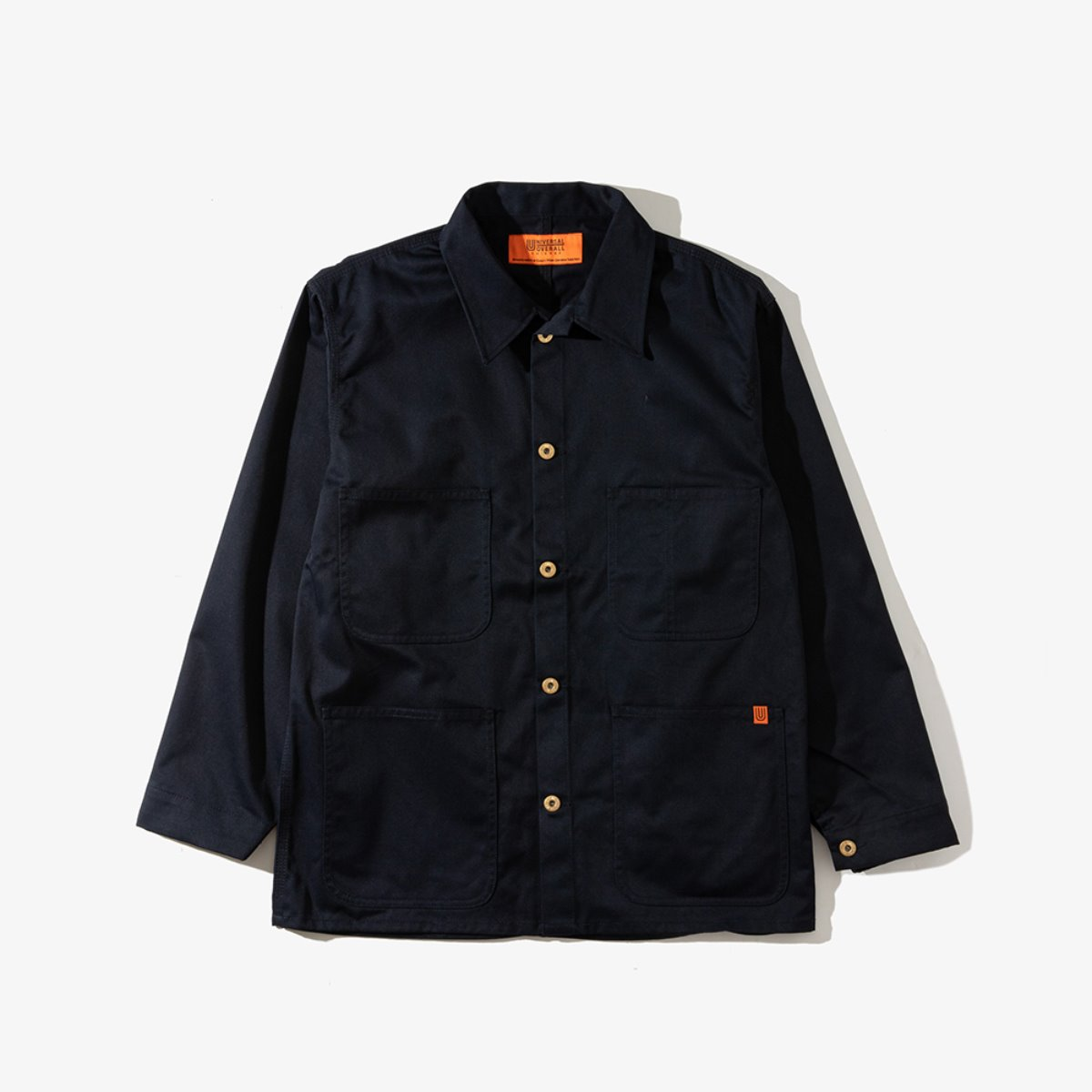 COVERALL NAVY