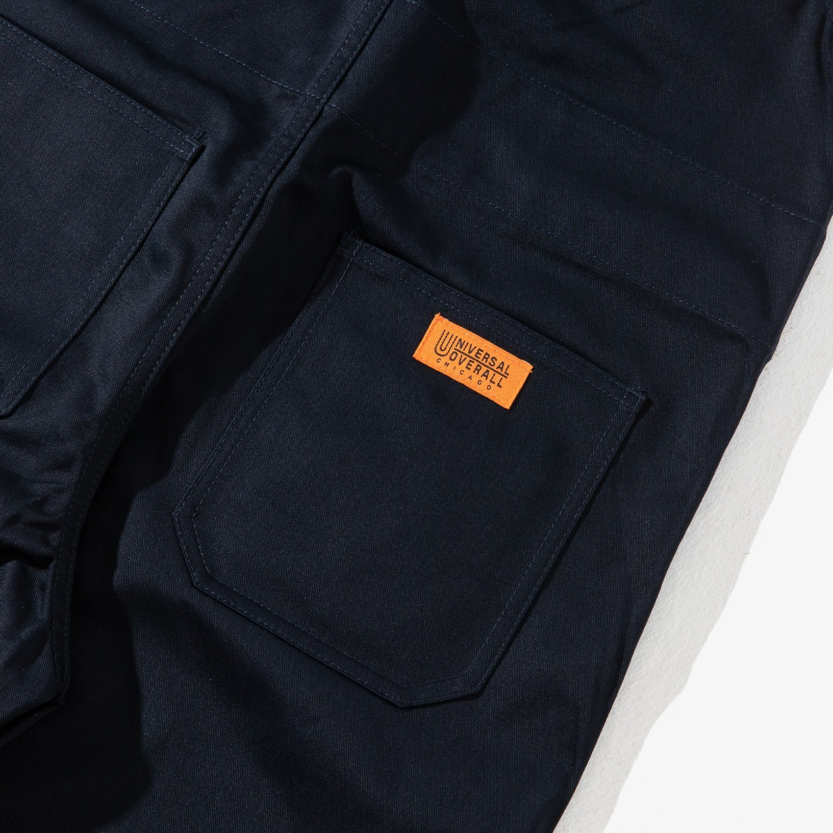 WOMENS BASIC OVERALL NAVY